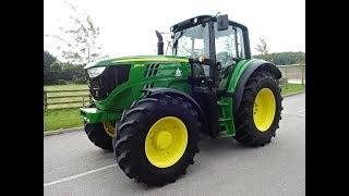 John Deere 6150M Tractor