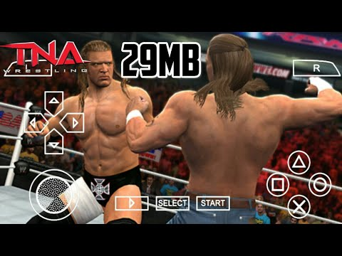 How To Download Tna Impact For Psp Android Highly Compressed