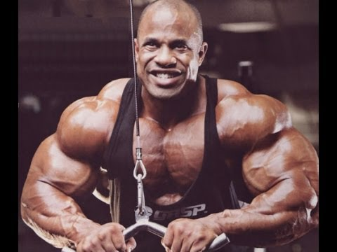 Download Victor Martinez - TRICEPS WORKOUT  MAY 2013