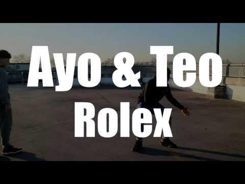 Hk ft Dabzyy ► Ayo and Teo Rolex #rolexchallenge