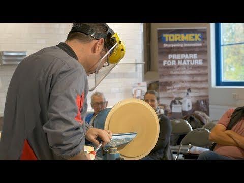 A Day With World Class Woodturner Glenn Lucas @tormeksharpening