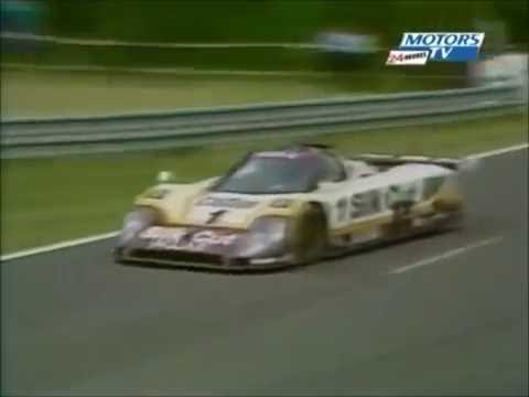 1988 24 Hours of Le Mans HIGHLIGHTS (PART 1)