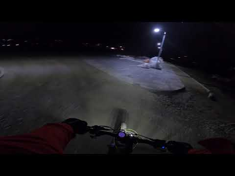 night commute