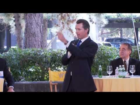 Newsom Unveils Economic Growth and Competitiveness Agenda for CA -- Statewide Civic Leaders Respond