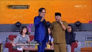 Nyanyiin Lagu Ondel ondel Bareng Bolot - Ini Talk Show Goes To Jakarta Fair (5/7)