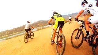Over The Hump Race 2012 - Orange County, CA Mountain Biking - HD