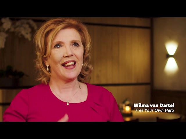 WIlma van Dartel over Zakenvrouwen.club