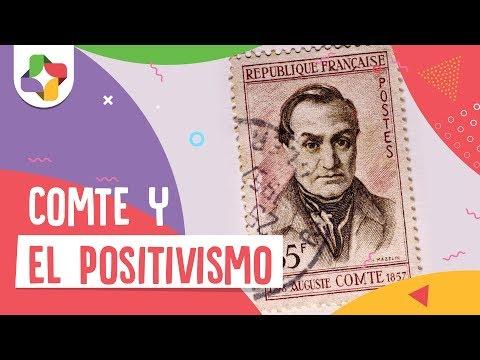 Comte y el positivismo - Sociología - Educatina