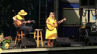 Sierra Ferrell [June 6, 2019] nelsonville music festival - Nelsonville, OH