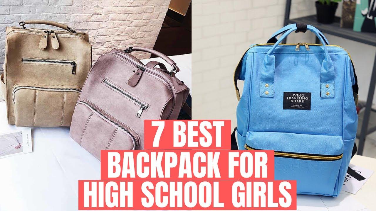 Best Backpacks For High School Girls In 2019 Best Backpacks Review Best Of The Best