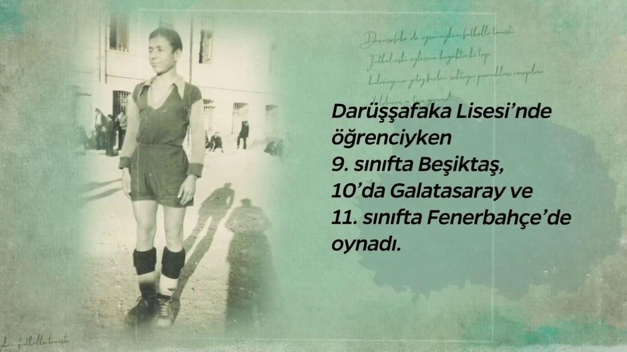 100. yaşın kutlu olsun en büyük Darüşşafakalı Galip Haktanır (DŞ'42)!