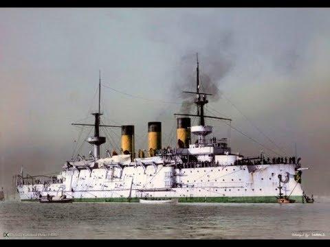 Самые знаменитые военные корабли 20 века .