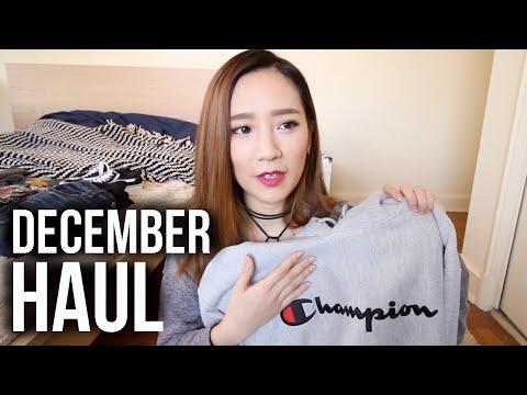 December Haul // Please take away my debit card | TheKellyYang