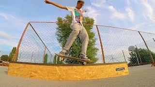 Diy: How To Build A Skateboarding Grind Box - Gopro Hero 3+ Black Edition
