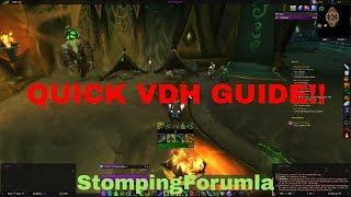 Vengeance Demon Hunter Quick Tank Guide
