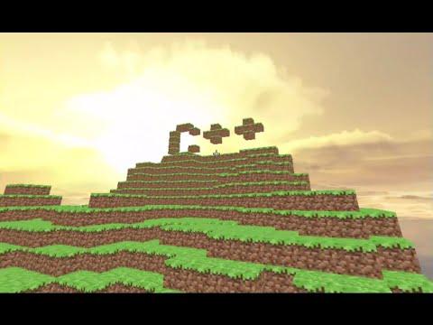 Создание 3d игр на C++: Minecraft
