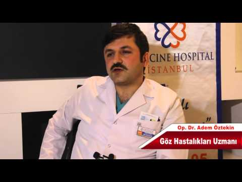 Op. Dr. Adem Öztekin - Katarakt Hastalığı Nedir Ve Tedavi Yöntemleri Nelerdir.
