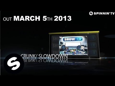 Showtek - Slow Down (Preview Webster Hall)