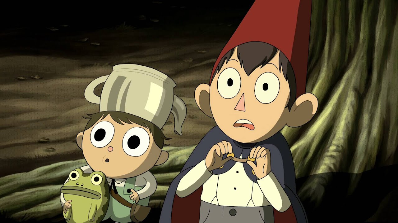 Over the garden wall animation from the series by nick - Watch over the garden wall online free ...