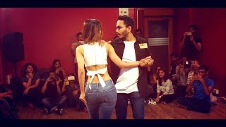 Cornel and Rithika | Bachata Sensual | Charlie Puth - Attention | DJ Selphi Bachata Remix