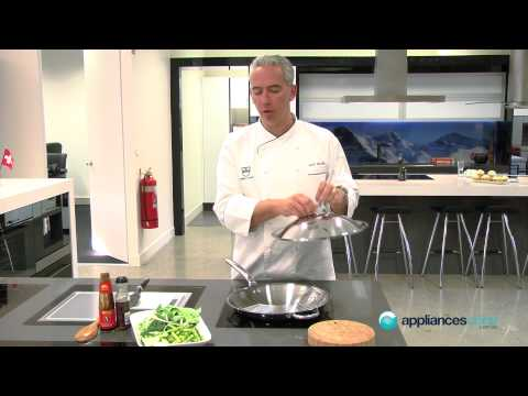 Expert explains the key benefits of cooking with the V-ZUG Induction Wok - Appliances Online