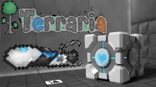 Portal Adventure Map // Terraria 1.3