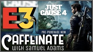 Just Cause 4 Leaked by Steam Ad | Caffeinate 6.08.18