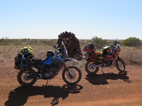 Adventure Riding in Western Australia Part 1 of 2