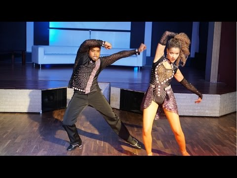 PZC2017 Artistic Performance by Fernanda and Carlos ~ video by Zouk Soul