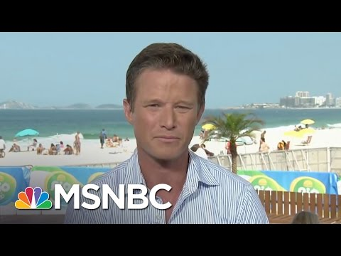 Billy Bush On Whether He Buys Ryan Lochte's Story | MSNBC