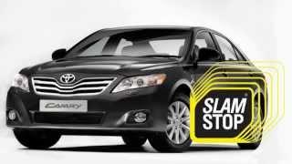 Доводчик двери на Toyota Camry XV40 – Дотяжка автомобильных дверей SlamStop(Доводчик автомобильных дверей SlamStop: http://slam-stop.com.ua/about Обеспечивает автоматическое, плавное закрытие двери..., 2015-04-08T09:25:07.000Z)