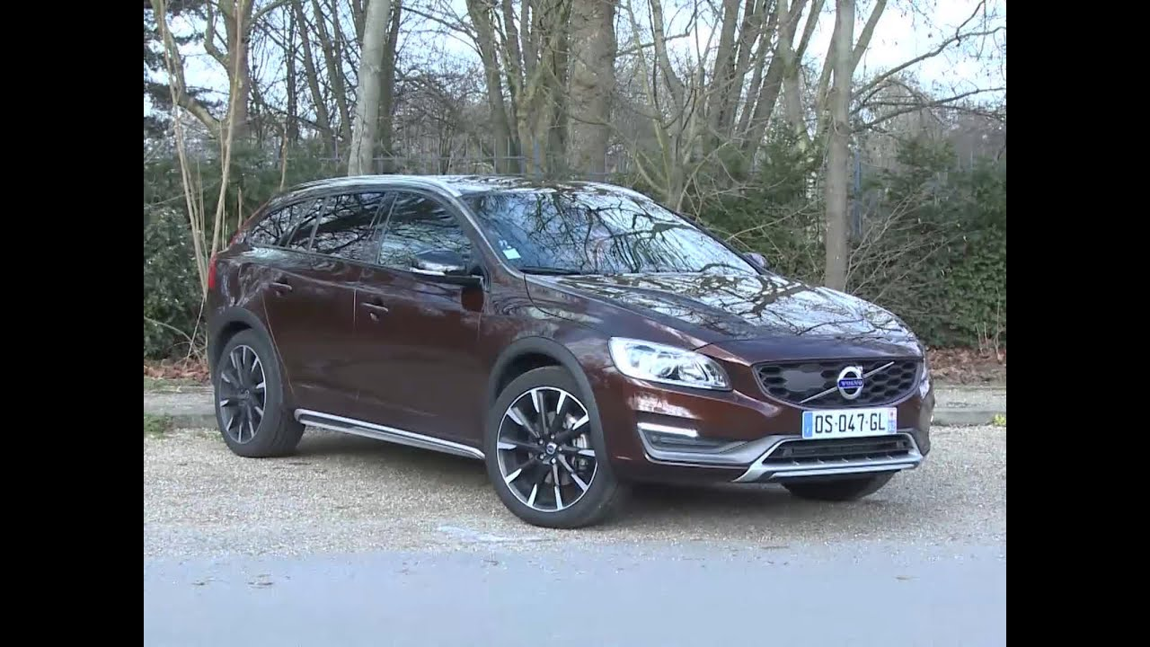 essai volvo v60 cross country d4 xenium 2016 youtube. Black Bedroom Furniture Sets. Home Design Ideas