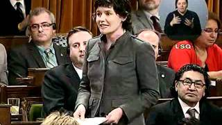 Question Period, 17 October 2011 (Parliament of Canada): The Environment