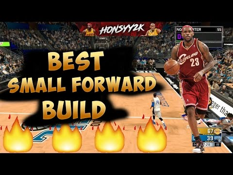 NBA 2K17 Tips: Best SMALL FORWARD Build - How To Create a MAXED OUT 99 Overall SF in MyCareer!