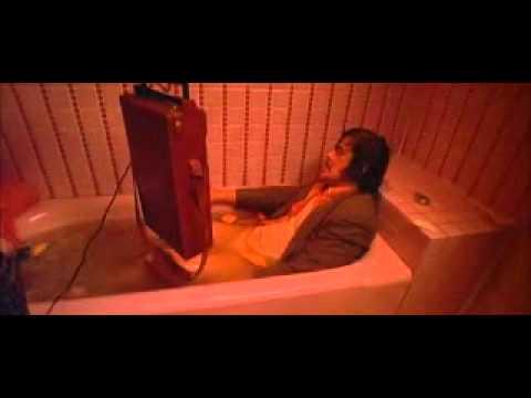 Fear and Loathing in Las Vegas bathtub scene.