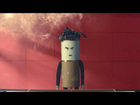 Funny Anti Smoking Commercial
