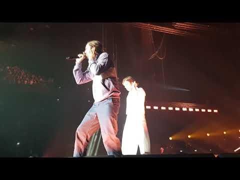 Lomepal x Orelsan - La Vérité (Live Bercy 05 12 2018)