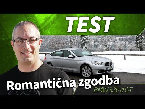 2010 Bmw 530d Gt Test Youtube