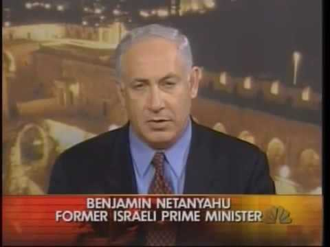 WTC Was Destroyed By A 350 Ton Bomb • Benjamin Netanyahu interview, NBC, 9/13/2001