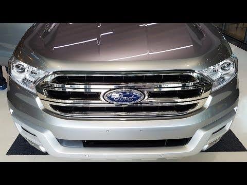 Ford Everest 2017 2.2L 4x2 AT Titanium  1,569,000