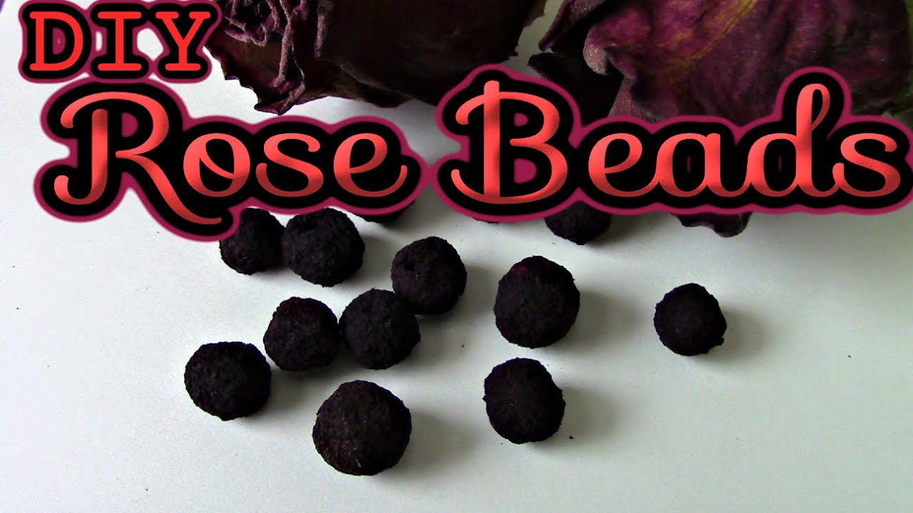 How to make rose beads youtube how to make rose beads izmirmasajfo Image collections