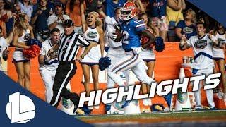 2019: #11 Florida Gators vs. UT Martin Skyhawks - Highlights