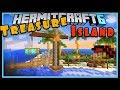 Hermitcraft Season 6: Treasure Island And A Surprise!   (Minecraft 1.13 survival let's play Ep.10)