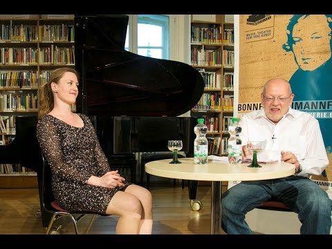 Luisa Imorde in conversation with Ulrich Bumann about Schumann and her debut CD