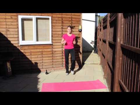 Day 27 - Ascending & Descending Cardio Workout