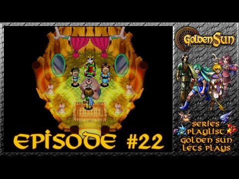 Golden Sun: The Lost Age - Visiting Naribwe & The Kibombo Mountains - Episode 22