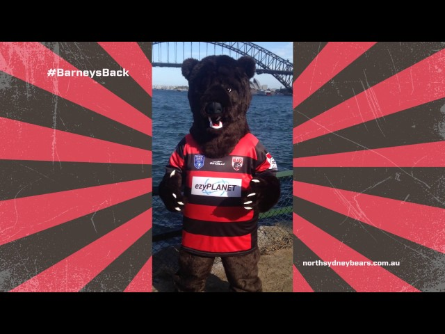 Exclusive! - Barney the Bear's 1St Interview in More Than 20 Years!