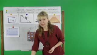 Геометрія. 8 клас. Синус, косинус, тангенс, котангенс 19.02.2019