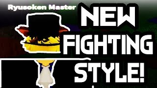 *NEW* FIGHTING STYLE AND BOSS | One Piece Bizarre Adventures | ROBLOX