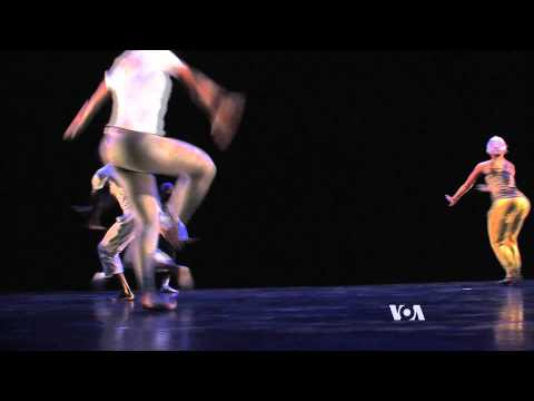"South African Dance Company Brings ""Fusion"" Work To New York"